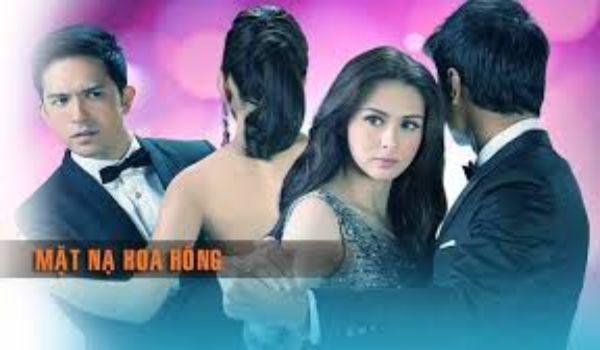 Phim Philippin Mặt nạ hoa hồng